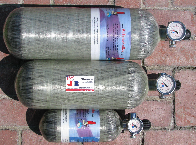 Carbon Fiber Tanks